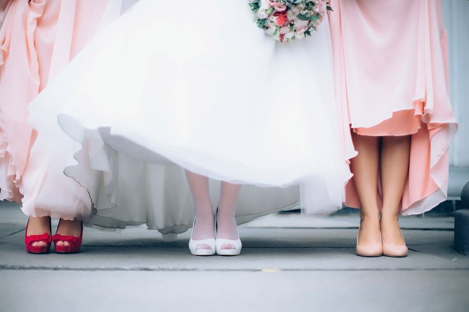 Vestuvinės suknelės pasirinkimas